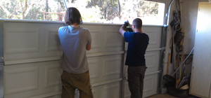Garage door installation in Granite Bay CA 95746