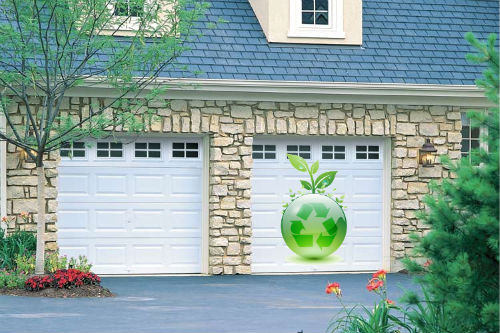 Todayu0027s conscientious homeowners are constantly searching for ways to make their homes more eco-friendly and cost-efficient. & Eco Friendly Garage Doors Cost Efficient Solutions pezcame.com