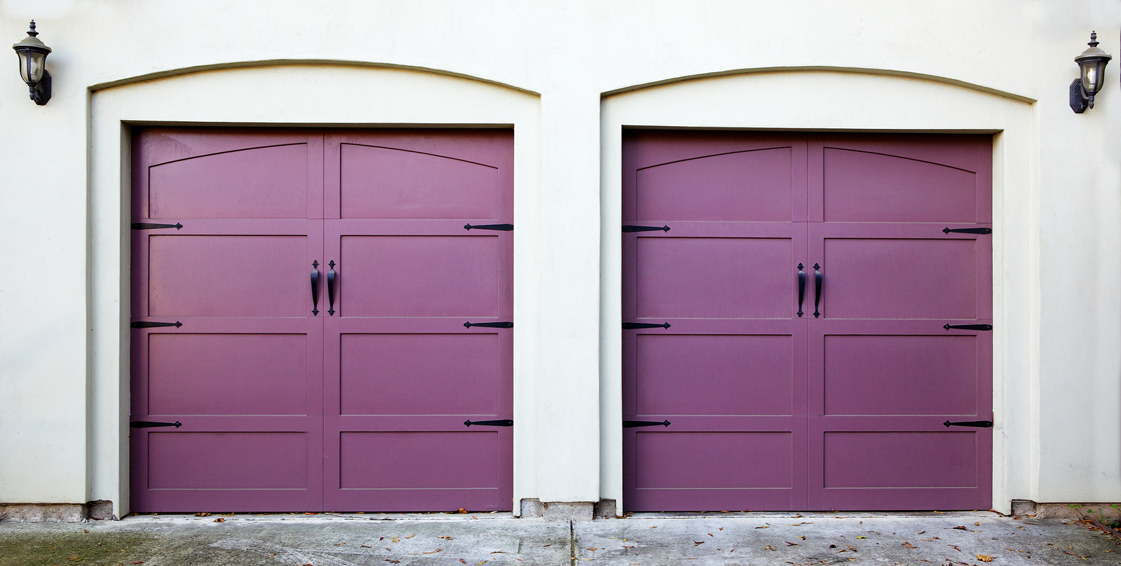 Side By Side Garage : Side hinged garage door archives perfect solutions