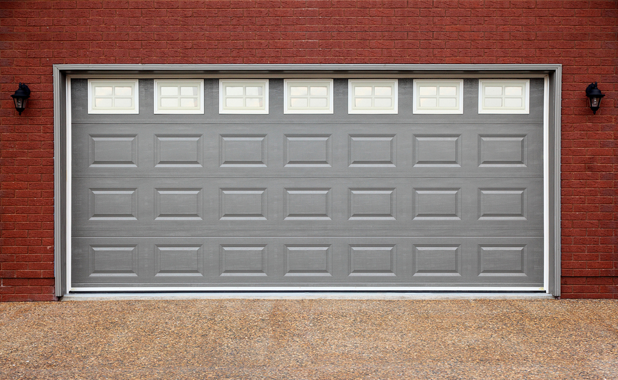 How to choose garage door insulation material for Garage door materials