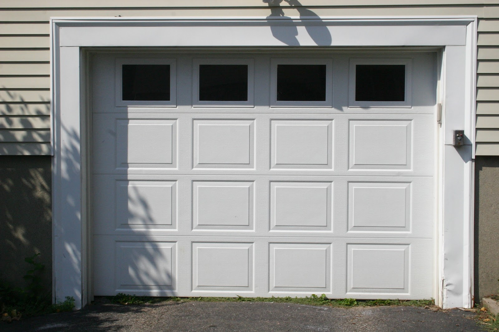 Garage Door Window Panels