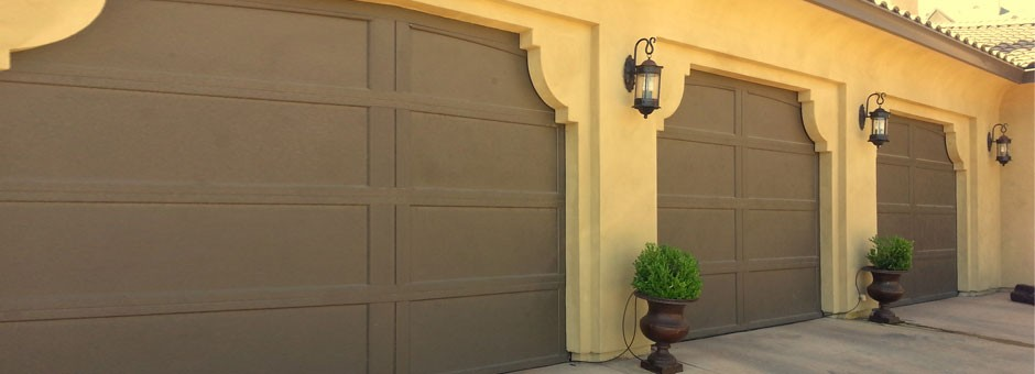 Wood garage doors in Granite Bay CA