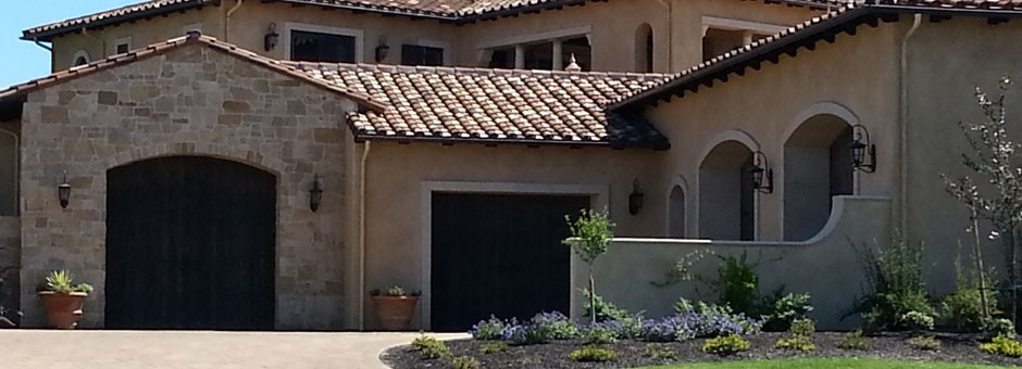 Wood garage doors in El Dorado cA