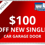 $100 Off on New Garage Door Purchase