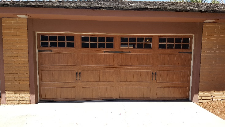 Clopay Gallery Carriage Garage Door ...