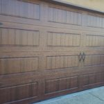 Amarr Oak Summit Carriage Garage Door in Rocklin CA