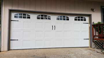 High Lift Garage Door In Auburn, CA
