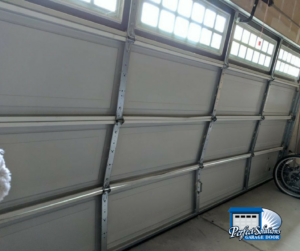 Garage Door Replacement After Accident