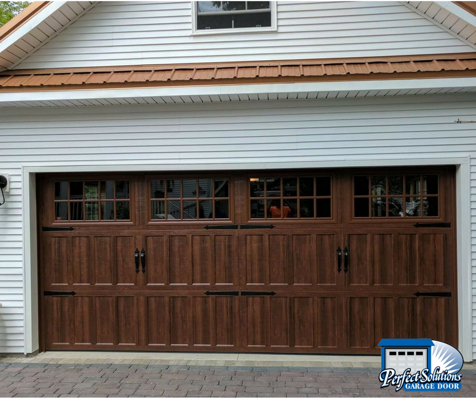 Amarr Classica Steel Garage Door Perfect Solutions