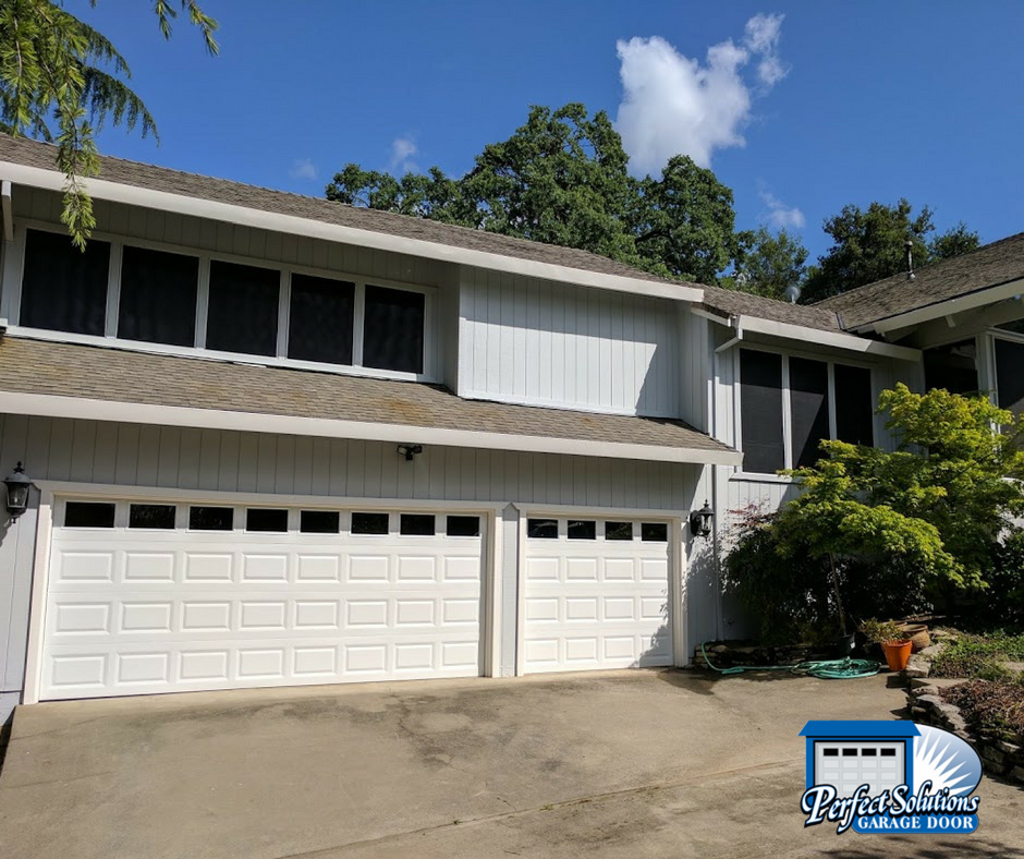 Getting Ready To Sell Garage Door Updates Perfect