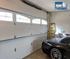 high lift garage door installation granite bay, ca