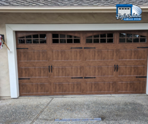 clopay garage door installation granite bay, ca