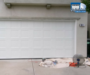 sacramento garage door wall repair