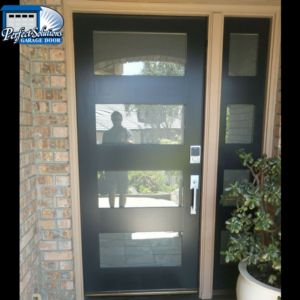 glass entry door installation auburn ca