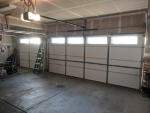 installed liftmaster 8550w