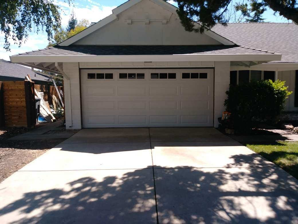 Blog Archives Perfect Solutions Garage Door Home Electrical Wiring From A House Panel To We Also Added An Upper Of Windows That Lets In Natural Light And Gives The Basic More Custom Updated Look