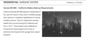 battery backup law california
