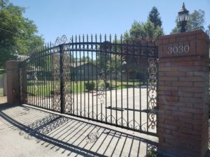 gate repair roseville, ca