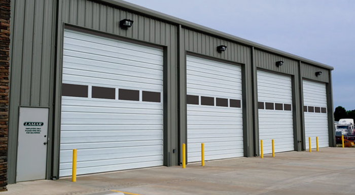 Safe-way Commercial Garage Door