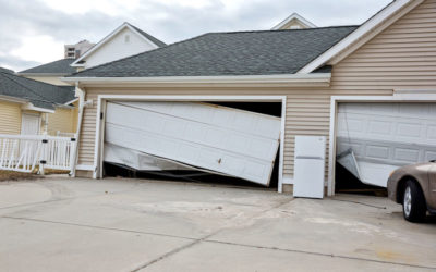 Circumstances That Might Lead To Damaged Garage