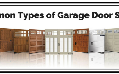 Different Types of Garage Door